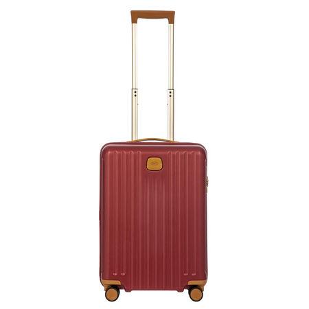 Bric's  Reisegepäck - Capri Trolley - in rot - für Damen braun