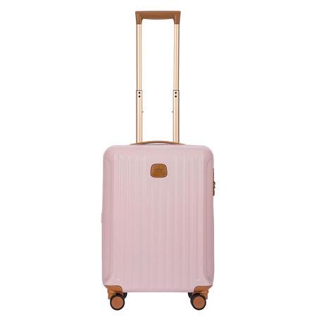 Bric's  Reisetasche  -  Capri Trolley Pink  - in rosa  -  Reisetasche für Damen braun