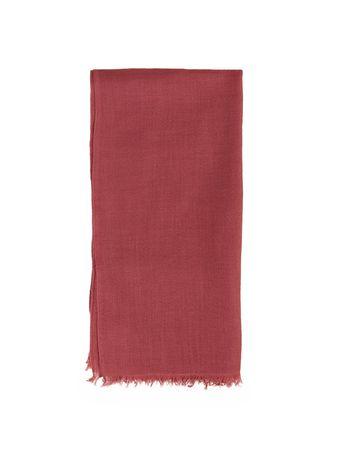 Brunello Cucinelli  - Cashmere-Seiden-Tuch Rosé rot