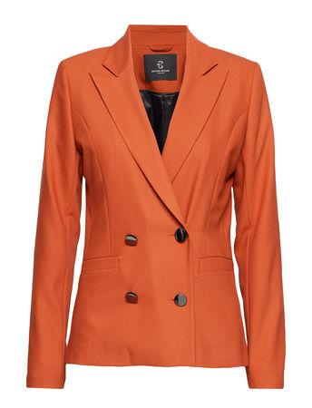 Bruuns Bazaar Cindy Caya Blazer Blazer Jackett Orange  orange