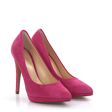 Budapester  High Heels Pumps pink