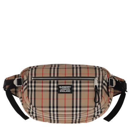 Burberry  Gürteltasche  -  Vintage Check Belt Bag Archive Beige  - in beige  -  Gürteltasche für Damen braun