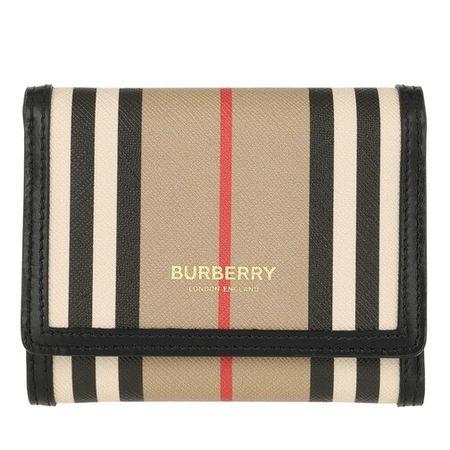 Burberry  Portemonnaies - Small Logo Wallet - in fawn - für Damen