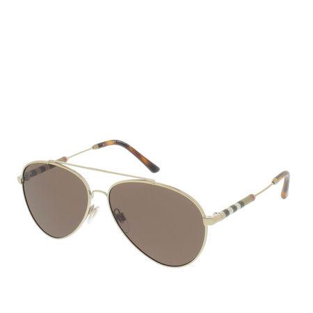 Burberry  Sonnenbrille  -  BE 0BE3092Q 57 114573  - in braun  -  Sonnenbrille für Damen braun