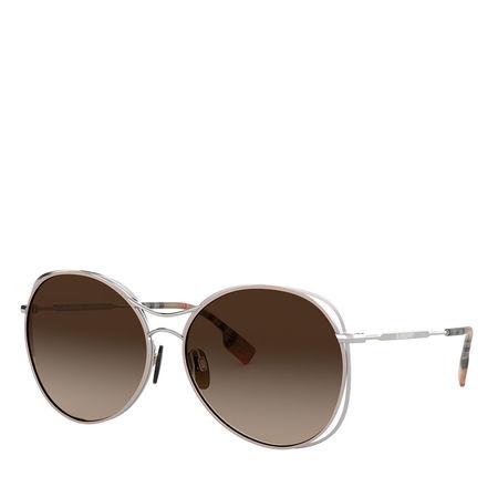 Burberry  Sonnenbrille  -  BE 0BE3105 60 100513  - in braun  -  Sonnenbrille für Damen braun