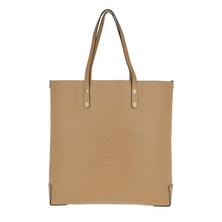 Burberry  Tote  -  LL LG Tote Leather Light Camel  - in beige  -  Tote für Damen braun