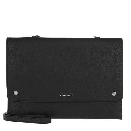 Burberry  Umhängetasche  -   Louise Marais Crossbody Bag Black  - in schwarz  -  Umhängetasche für Damen schwarz
