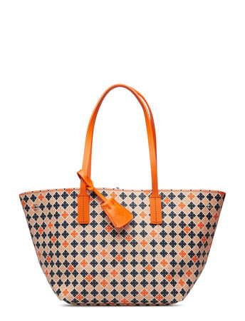By Malene Birger Bag7004s91 Bags Shoppers Fashion Shoppers Orange  orange