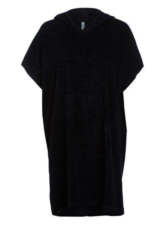 Calvin Klein  Frottee-Kleid Intense Power schwarz schwarz