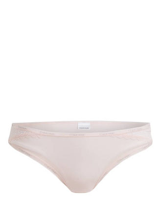 Calvin Klein  Slip Flirty rosa grau