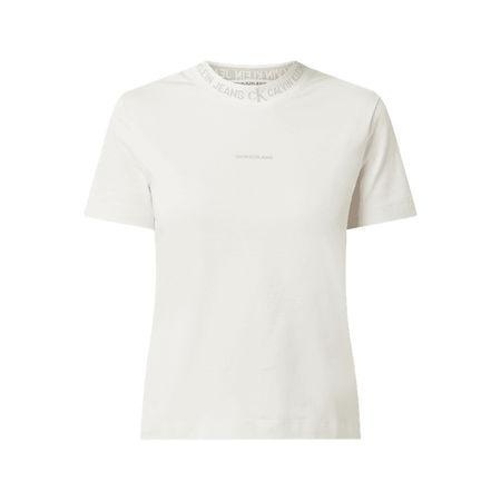 Calvin Klein T-Shirt mit Logo-Details