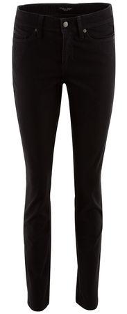 CAMBIO  - Jeans Parla aus Baumwollgemisch schwarz