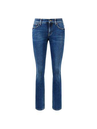 CAMBIO  - Jeans 'Parla Straight' Blau blau