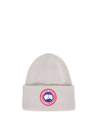 Canada Goose  - Woll-Mütze 'Arctic Disc Toque' Beige