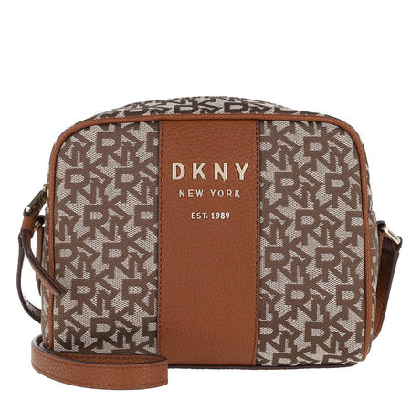 DKNY  Umhängetasche  -  Noho Camera Bag Chino/Caramel  - in braun  -  Umhängetasche für Damen braun