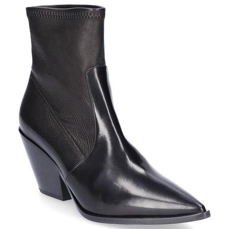 Casadei  Stiefeletten 1Q720 Nappaleder schwarz grau