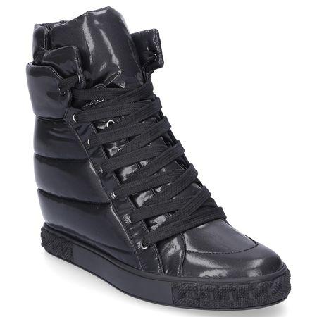 Casadei  Stiefeletten 2X924  Nylon schwarz grau