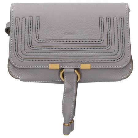 Chloé  Belt Bag  MARCIE Kalbsleder Logo grau grau