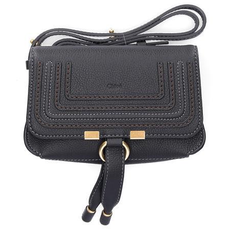 Chloé  Belt Bag  MARCIE Kalbsleder logo schwarz grau