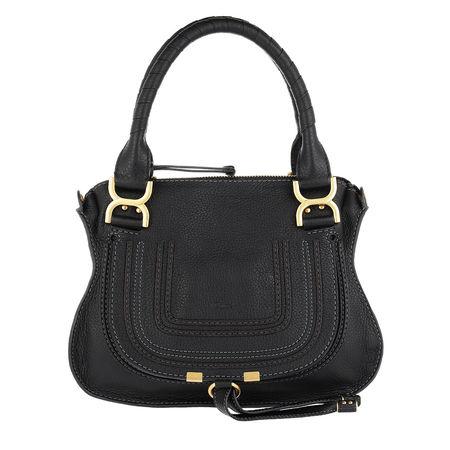 Chloé  Crossbody Bags - Marcie Crossbody Bag - in schwarz - für Damen grau