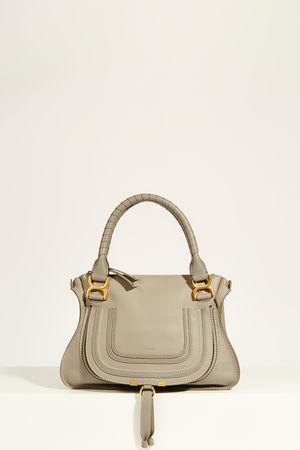 Chloé  - Handtasche 'Marcie Medium' Cashmere Grey