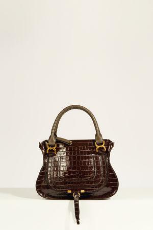 Chloé  - Handtasche 'Marcie Medium' Profound Brown
