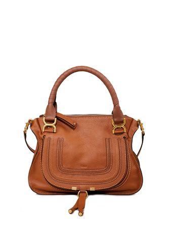 Chloé  - Handtasche 'Marcie Medium' Tan braun