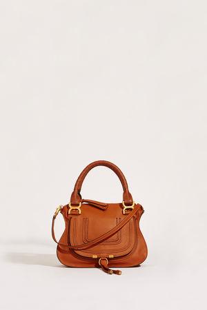 Chloé  - Handtasche 'Marcie Small' Tan