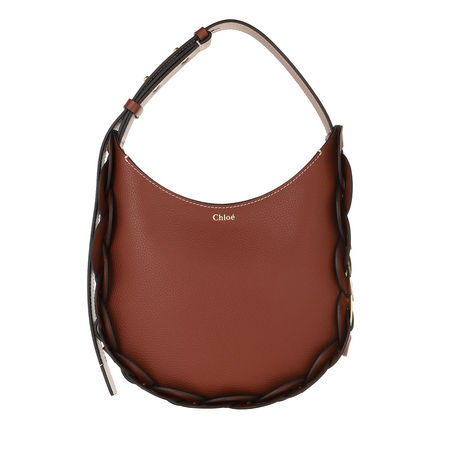 Chloé  Hobo Bag - Darryl Small Hobo Bag Leather - in braun - für Damen