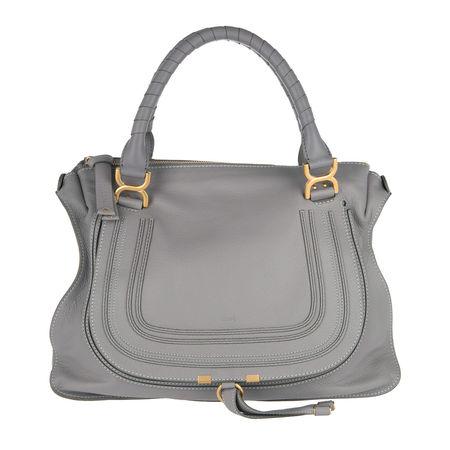 Chloé MCM Gürteltasche  -  Small Belt Bag Leather Sugar Pink  - in pink  -  Gürteltasche für Damen grau