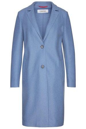 Cinque Mantel CIISADORA hellblau blau