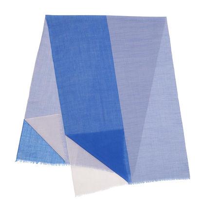 Closed  Accessoire  -  Scarf Blue  - in blau  -  Accessoire für Damen blau