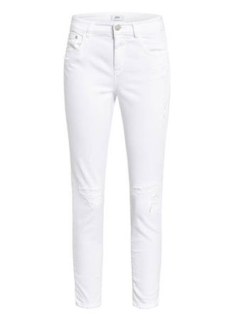 Closed  Destroyed Jeans Baker weiss grau