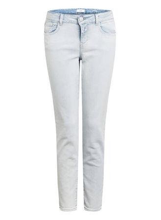 Closed  Skinny Jeans Baker blau blau