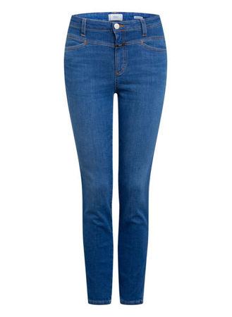 Closed  Skinny Jeans Skinny Pusher blau blau