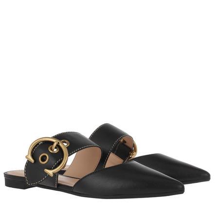 Coach  Schuhe  -  Verona Mule Black  - in schwarz  -  Schuhe für Damen schwarz