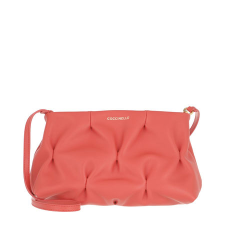 COCCINELLE  Bowling Bag - Ophelie Goodie Bowling Bag - in rot - für Damen