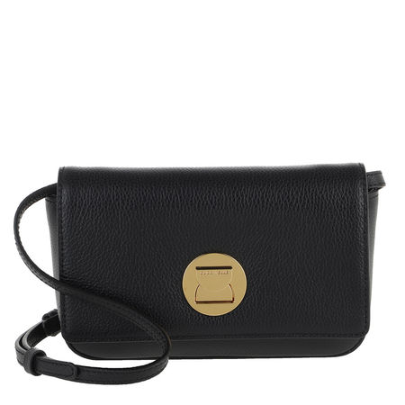 COCCINELLE  Clutches - Mini Bag Bottalatino Leather - in schwarz - für Damen schwarz