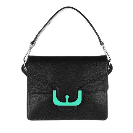 COCCINELLE  Crossbody Bags - Crossbody Bag Grained Leather - in schwarz - für Damen schwarz