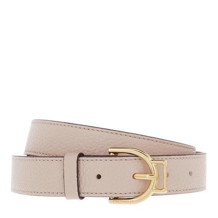 COCCINELLE  Gürtel - Arlettis Buckle Belt - in beige - für Damen