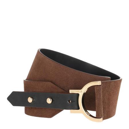 COCCINELLE  Gürtel  -  Belt Moka  - in braun  -  Gürtel für Damen braun