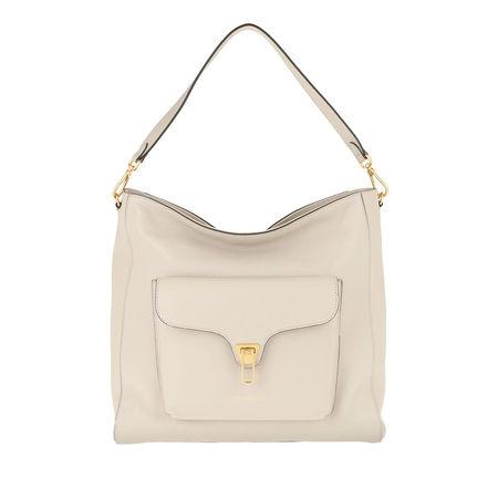 COCCINELLE  Satchel Bag  -  Beat Soft Seashell  - in beige  -  Satchel Bag für Damen braun