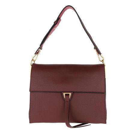 COCCINELLE  Satchel Bag - Louise Marsala Cherry - in rot - für Damen
