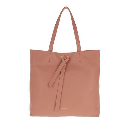 COCCINELLE  Shopper - Joy Shopper - in rosa - für Damen braun