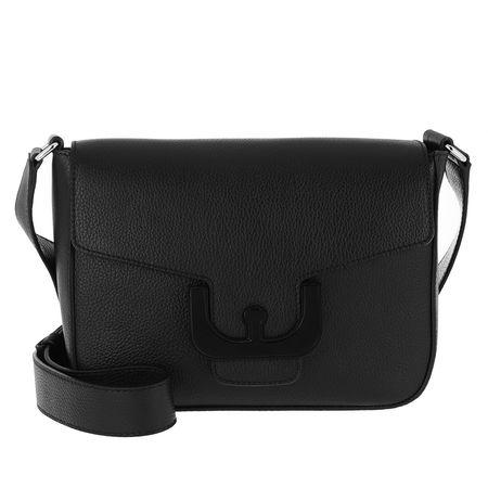 COCCINELLE  Umhängetasche  -  Ambrine Crossbody Bag Noir  - in schwarz  -  Umhängetasche für Damen schwarz