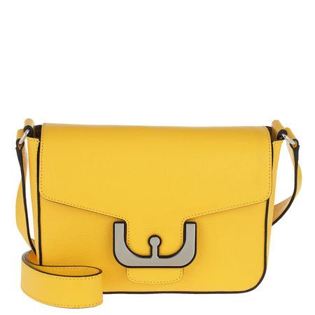 COCCINELLE  Umhängetasche  -  Ambrine Crossbody Bag Radiant  - in hellgelb  -  Umhängetasche für Damen orange