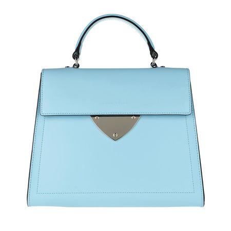 COCCINELLE  Umhängetasche  -  Design Satchel Bag Atmosphere  - in blau  -  Umhängetasche für Damen blau