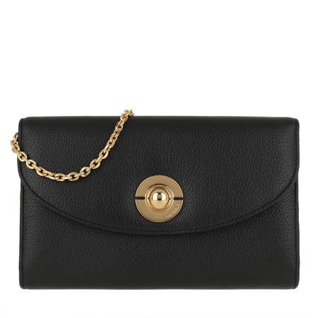 COCCINELLE  Umhängetasche  -  Jalouse Crossbody Bag Noir  - in schwarz  -  Umhängetasche für Damen schwarz