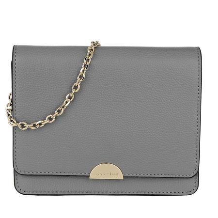 COCCINELLE  Umhängetasche  -  Mini Bag Glass  - in grau  -  Umhängetasche für Damen grau
