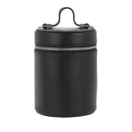 COCCINELLE  Umhängetasche  -  Sonny Bucket Bag Noir  - in schwarz  -  Umhängetasche für Damen grau